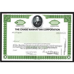 Chase Manhattan Corp. 1990.