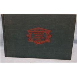 1900 Republican Convention photo book, near fine