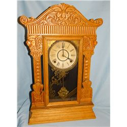 Gilbert gingerbread clock