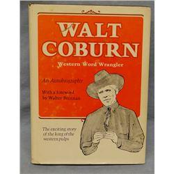 Coburn, Walt, Word Wrangler, 1st, dj, near fine