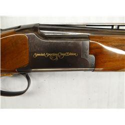 "Browning Sporting Clays Special Citori, 12 ga, o/u, S#08553NTT13, 36"" in box"