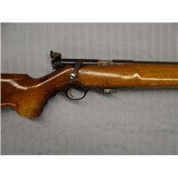 "Mossberg 144 LS, .22, bolt action, Lyman peep sights, 26"", good used condition"