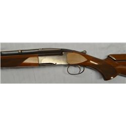 """Browning BT-99, 12 ga., single barrel, Trap only, S#01775MY171, 32"""", like new"""