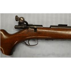 """Winchester 75, .22, bolt action, Redfield peep sight, S#76054, 28"""", used"""
