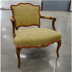 """Early 1900's shoe chair, 18 ½"""" h"""