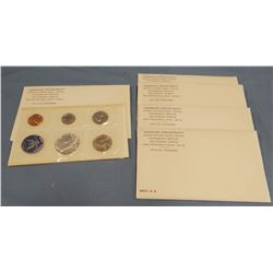 5 – 1965 Mint sets