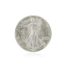 1994 American Silver Eagle Dollar BU Coin