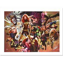 Uncanny X-Men #544 by Stan Lee - Marvel Comics
