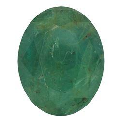 5.01 ctw Oval Emerald Parcel