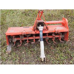 3PTH Kubota RotoTiller PTO Driven (4ft)