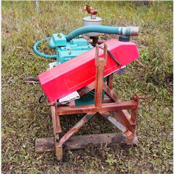 3PTH McGraw-Edison Pump w/Onari Engine 12V