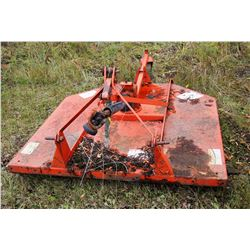 3PTH Rhino Brush Mower PTO Driven (5ft)