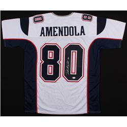 best authentic fd88b e2d63 Danny Amendola Signed Patriots Jersey (JSA COA)