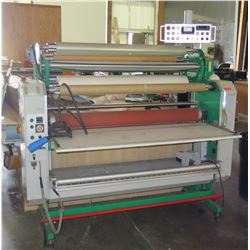 Sallmetal Lamination Machine