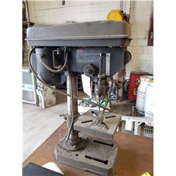 JOBMATE MODEL 55-5901-S6 BENCHTOP DRILL PRESS