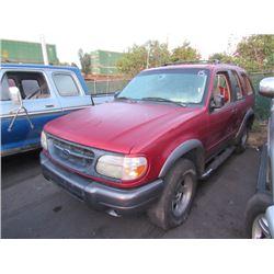2000 Ford Explorer Sport