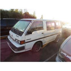 1988 Mitsubishi Vanwagon