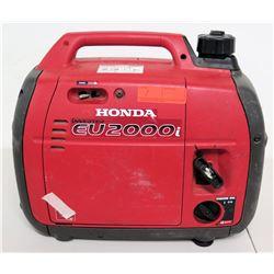 Honda EU2000 Portable Generator w/ Inverter, 2000 Watt, 120V