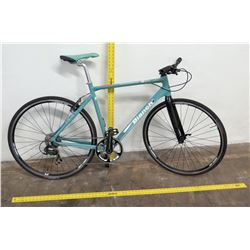 "Bianchi 26"" Roma Tutti Estrada 6-Speed Road Bike, Blue Frame, Shimano"