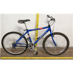Giant Upland 7-Speed Shimano Pro Mountain Bike, Blue Frame