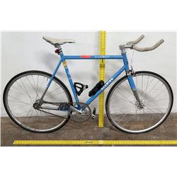 Schwinn Madison Single-Speed Racing Bike, Select Series, Blue Frame