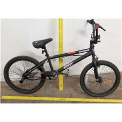 "BMX Mongoose 20"" Brawler Freestyle Boy's Trick Bike, Black"