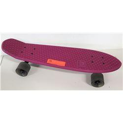 Pink Globe Mitsu Design Skateboard