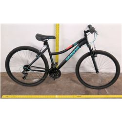 Mongoose Excursion 21-Speed Mountain Bike, Black