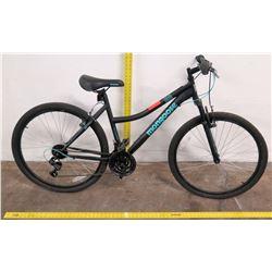 Mongoose Excursion 21-Speed Mountain Bike, Black