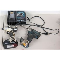 Makita Drill, Makita Driver, Makita DC18RC Battery Charger