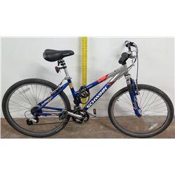 Schwinn Racer Aluminum Racing Bike, Altus Shimano Gear, Blue
