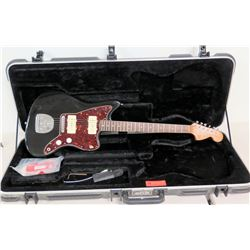 Fender Jazz Master 6-String Electric Guitar w/ SKB Hard Case