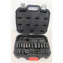 Husky Full Socket Set in Hard Case