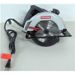 "Craftsman 12.0A Electric Circular Saw, 7-1/4"" Blade"