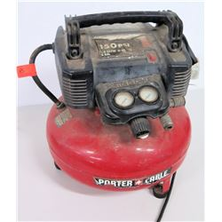 Porter Cable 150 PSI Electric Compressor w/ Hose