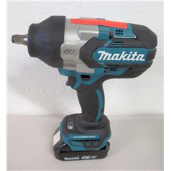 Makita XWT08 Cordless Impact Wrench Driver