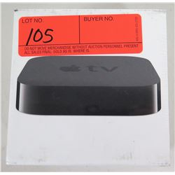 New Apple TV, Model  A1427, New in Box