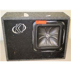"""Kicker 15"""" Stereo Speaker"""
