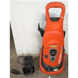 Ivation 2200 PSI Orange Pressure Washer w/ Wheels