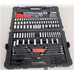 Stanley 201-Piece Mechanic's Tool Kit w/ Hard Case