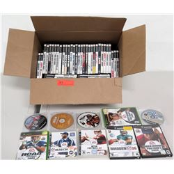 Large Lot Of Video Games for Nintendo GameCube, PlayStation