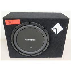 Rockford Fosgate Peak Speaker, 150W RMS/300W