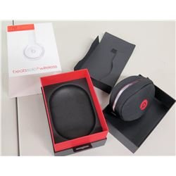 Beats Solo 3 Wireless Bluetooth Headphones w/ Case
