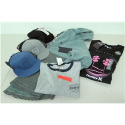 3 Quiksilver Baseball Caps, Misc Clothing (Quiksilver & Hurley)