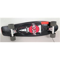 Hosoi Penny Australia Skateboard, Black & Red