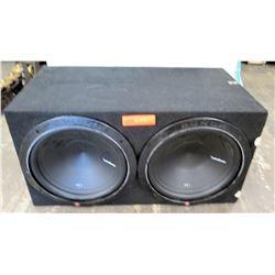 Rockford Fosgate P|1 Box Speaker