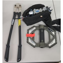 Bolt Cutter, Tools, Butterfly Flashlight, Flip Out Speed Hex