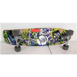 Sector Skateboards 9 Ball Skateboard, Multicolored