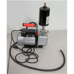 One Stage Vacuum Pump, Model TW-1A, 110-115V