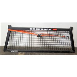 Back Rack Expanded Metal Mesh Truck Rack, Made in Canada
